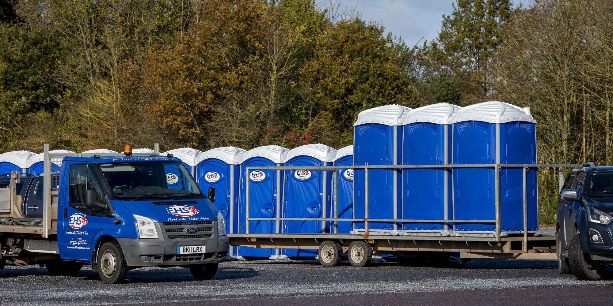 Portable Toilet Hire Septic Tank Emptying Devon Cornwall Somerset Dorset